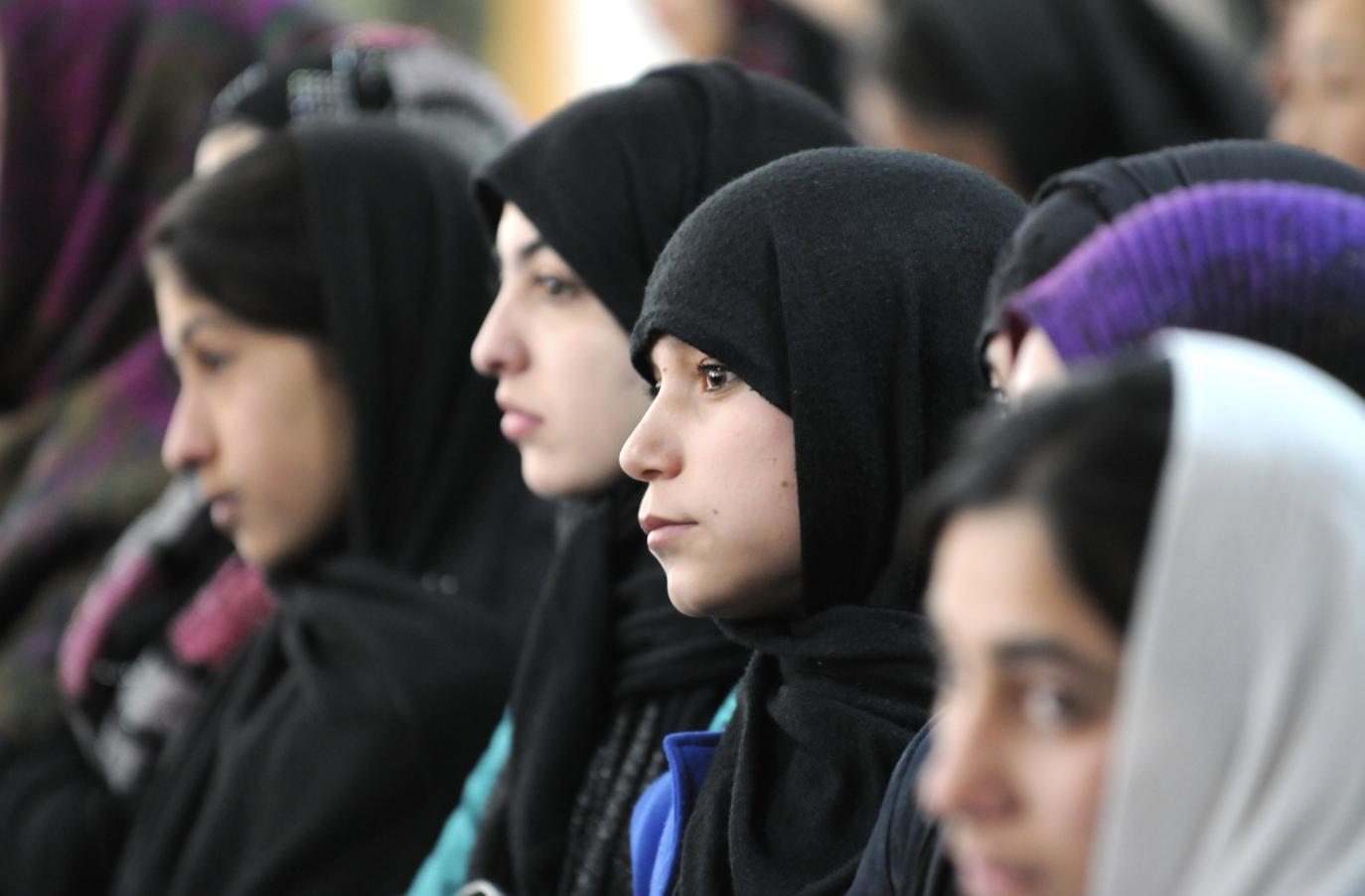 Mujeres de Afganistán, más visibles que nunca.